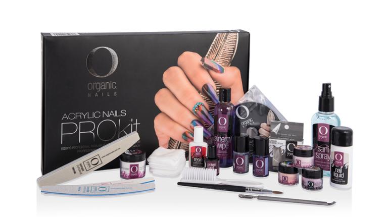 Kit Organic Nails